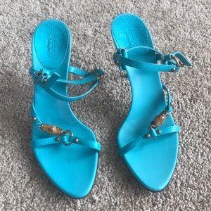 Gucci sandal authentic size 7